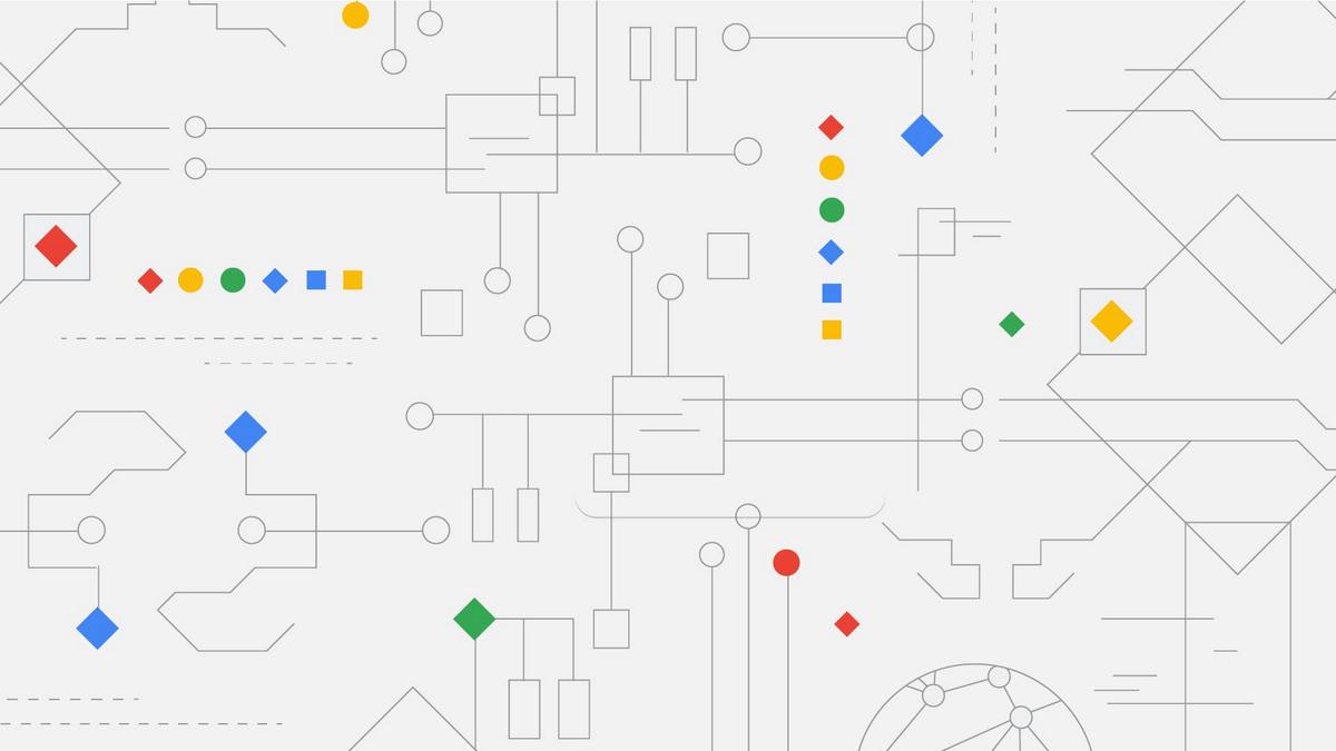 An illustration from Google's Coronavirus announcement.