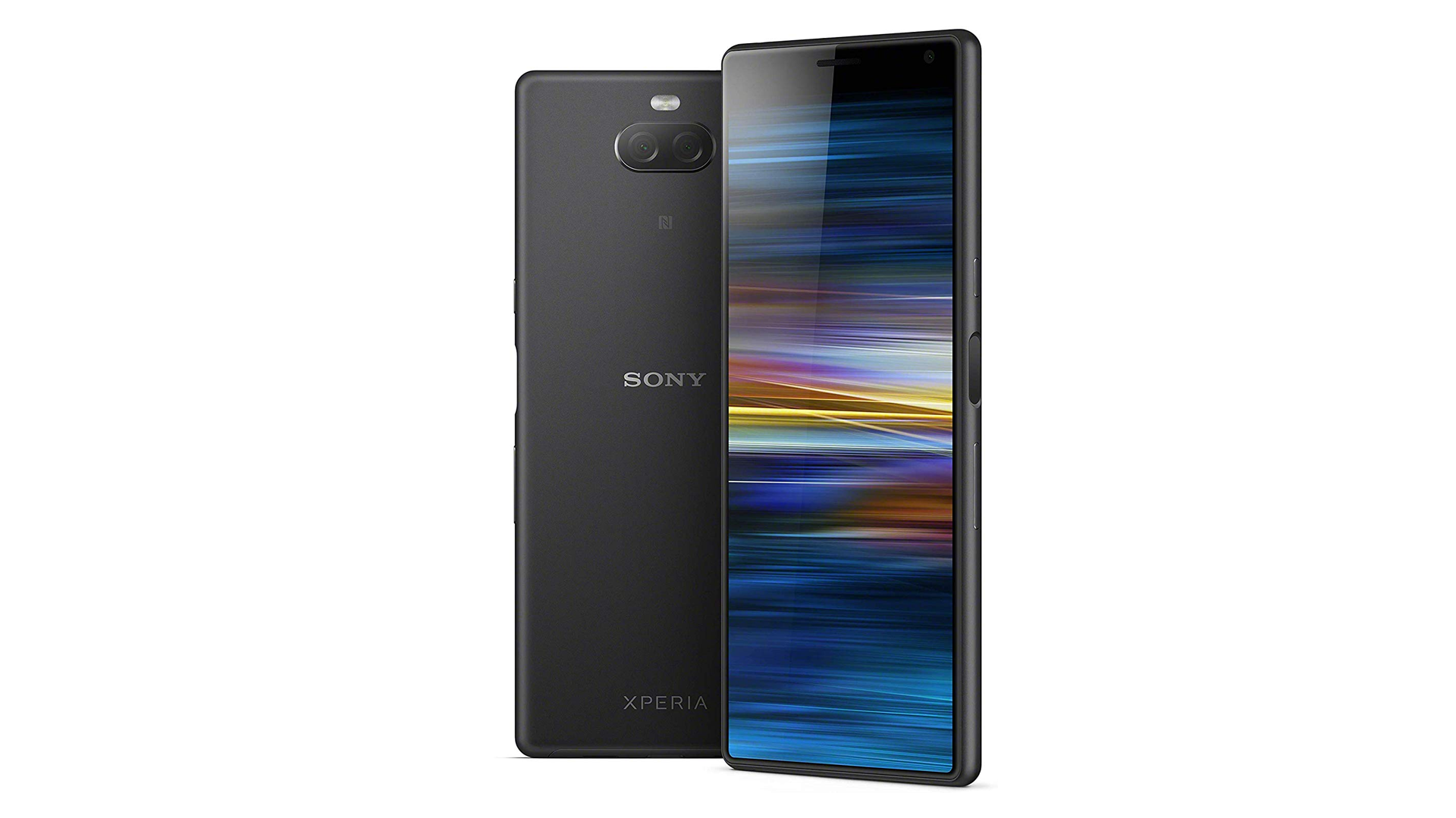 A photo of the Sony Xperia 10