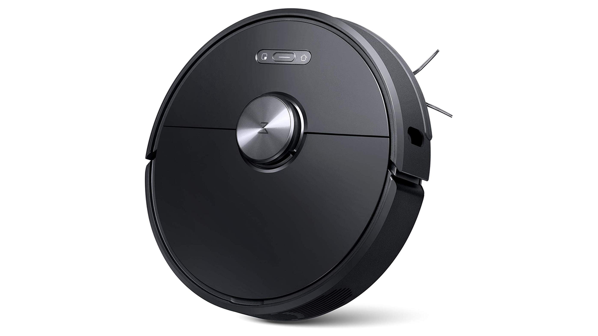 The Roborock S6 Robot Vacuum