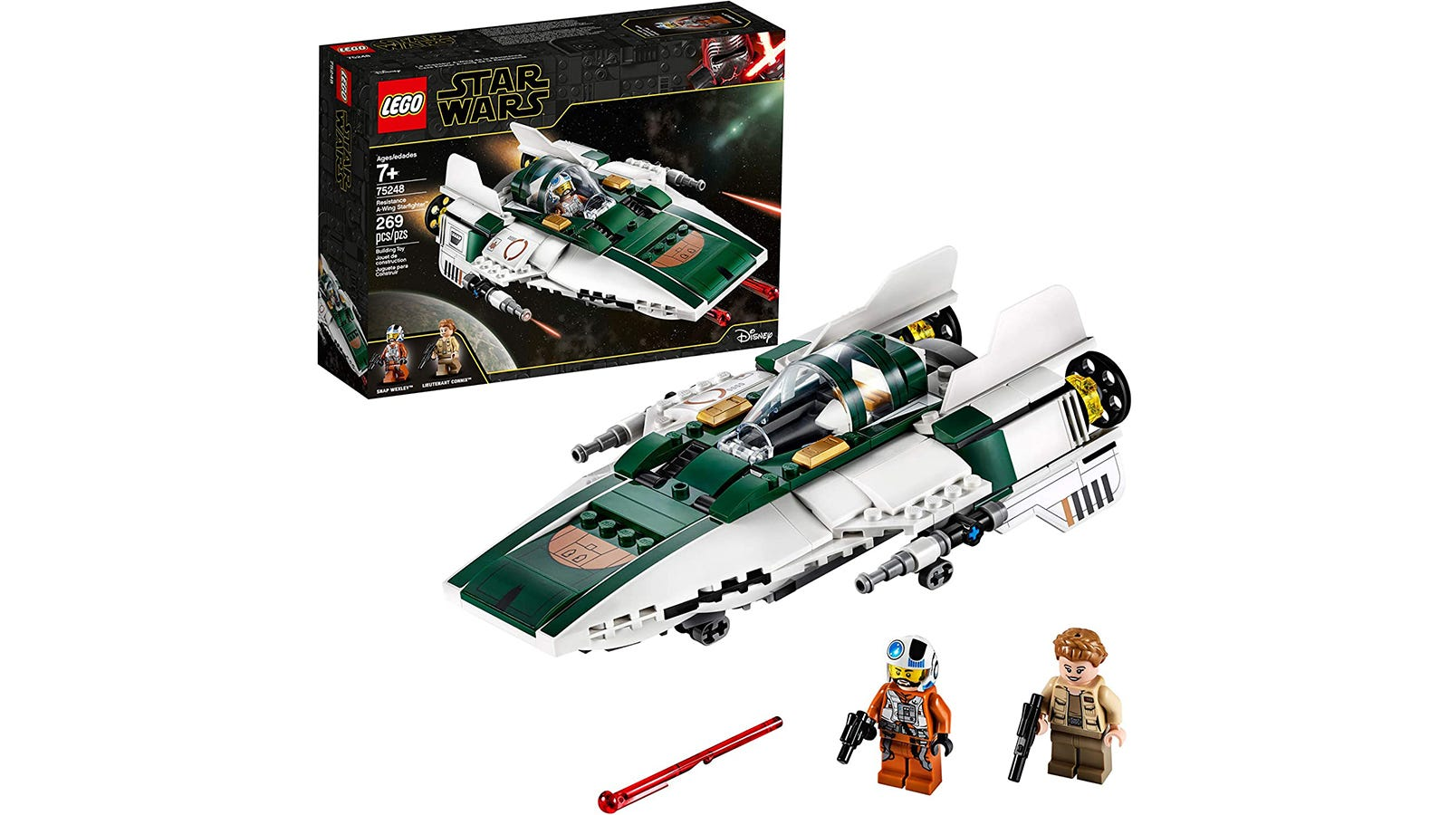 LEGO Star Wars Resistance A-Wing