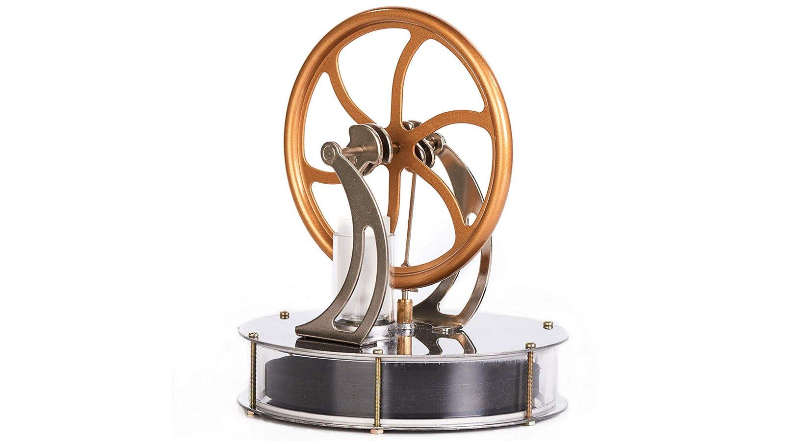 Sunnytech Stirling Steam Motor