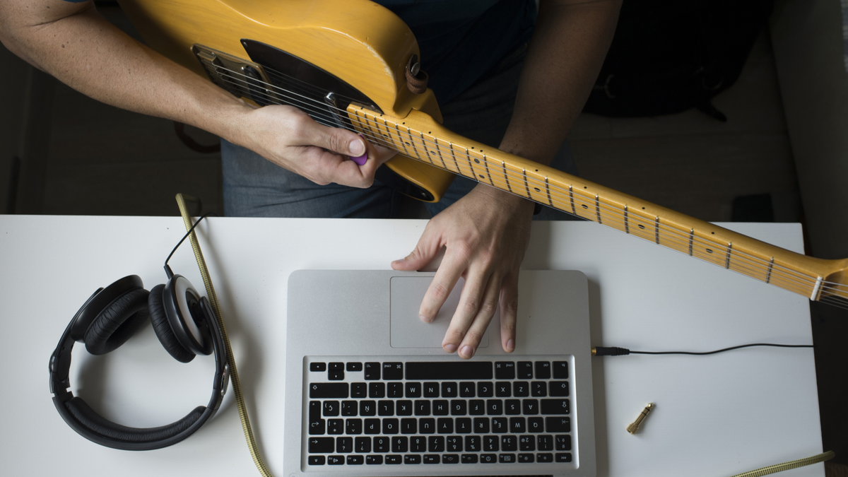 Guitar Lesson Apps