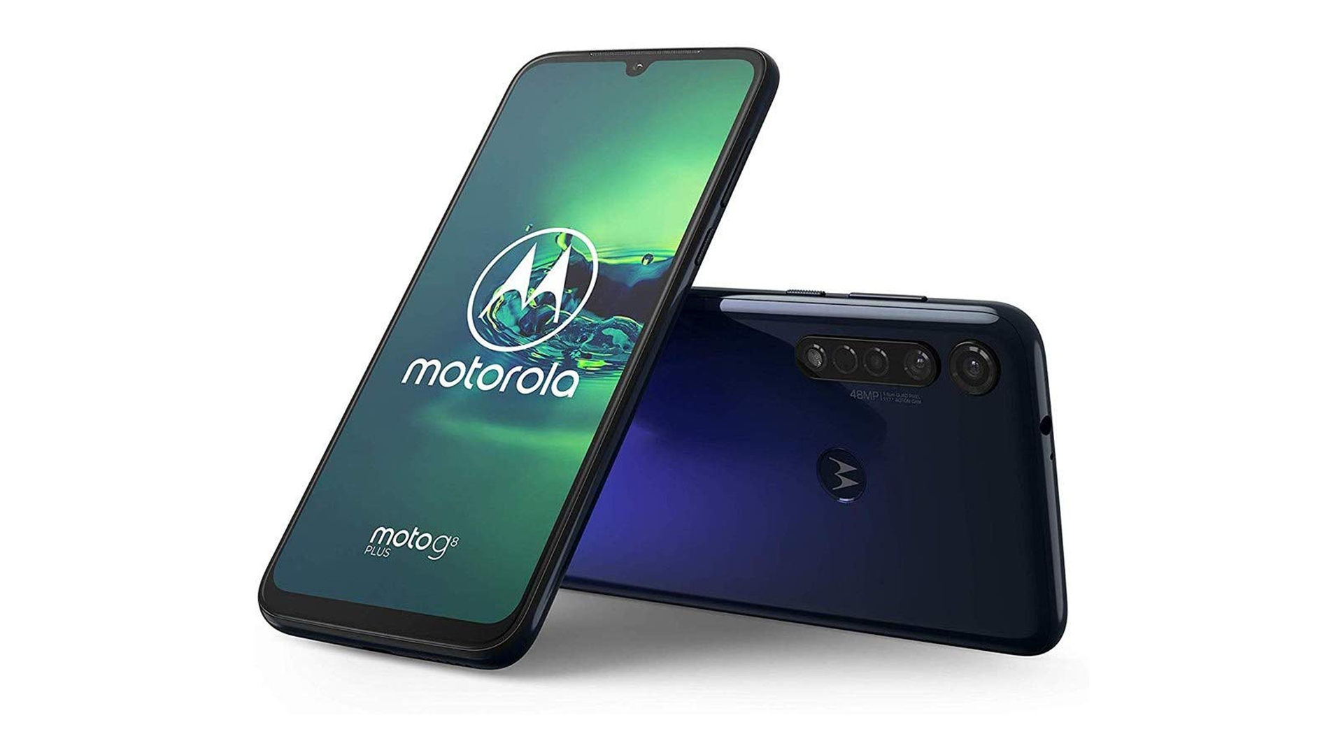 A photo of the Moto G8+