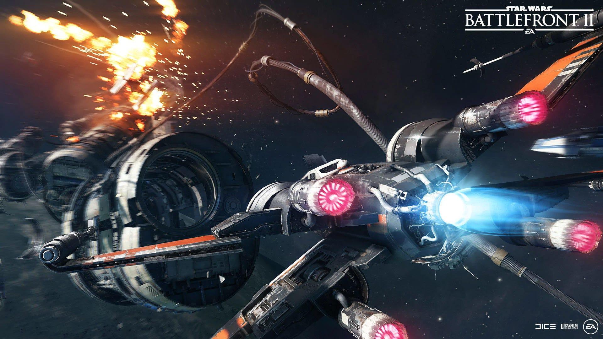 Battlefront II promotional image