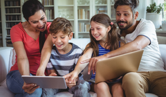 Save on the Online Necessities with These Web-Based Family Plans