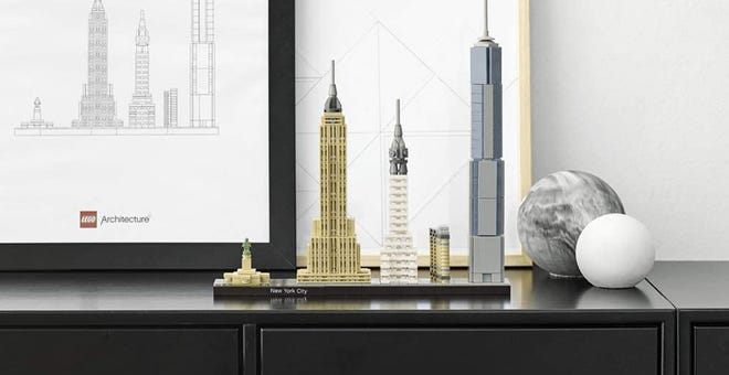 15 LEGO Sets Perfect for Office Decor