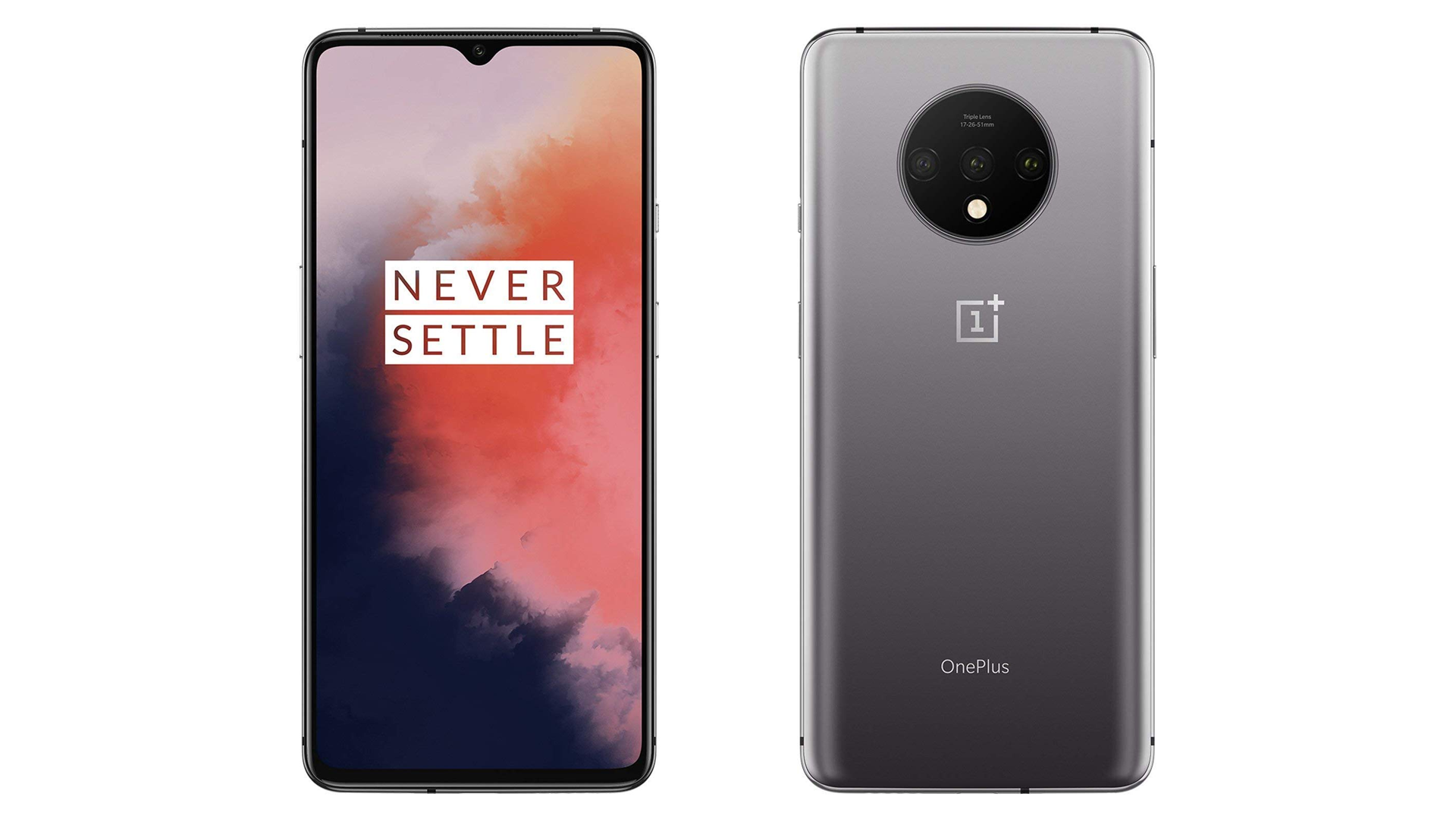 A photo of the OnePlus 7T
