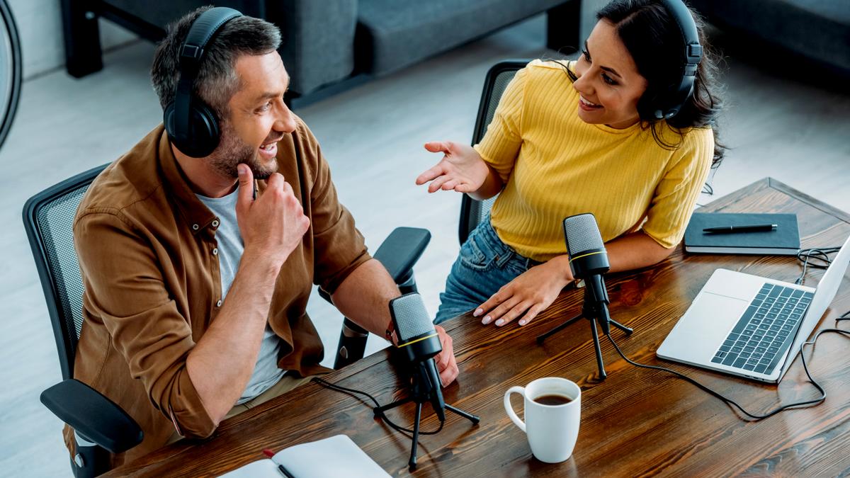 Podcast Creator Services hero