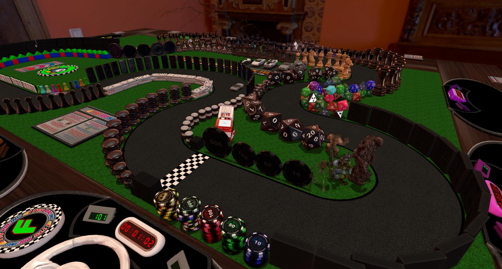 Tabletop Simulator game sandbox