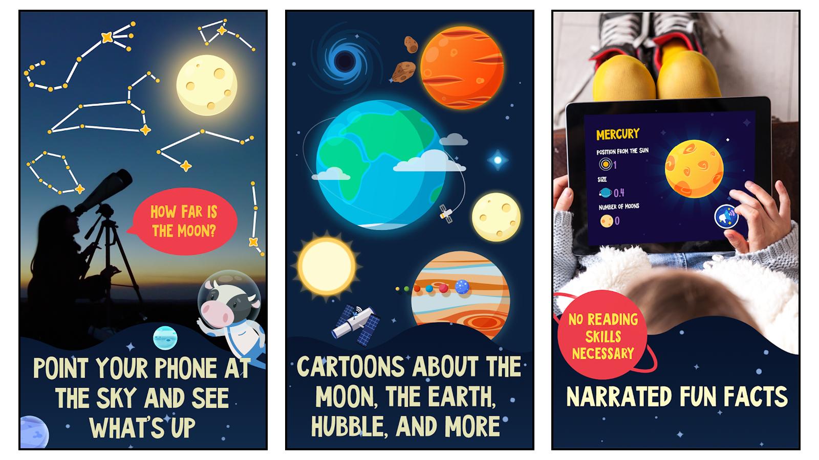 Star Walk Kids App
