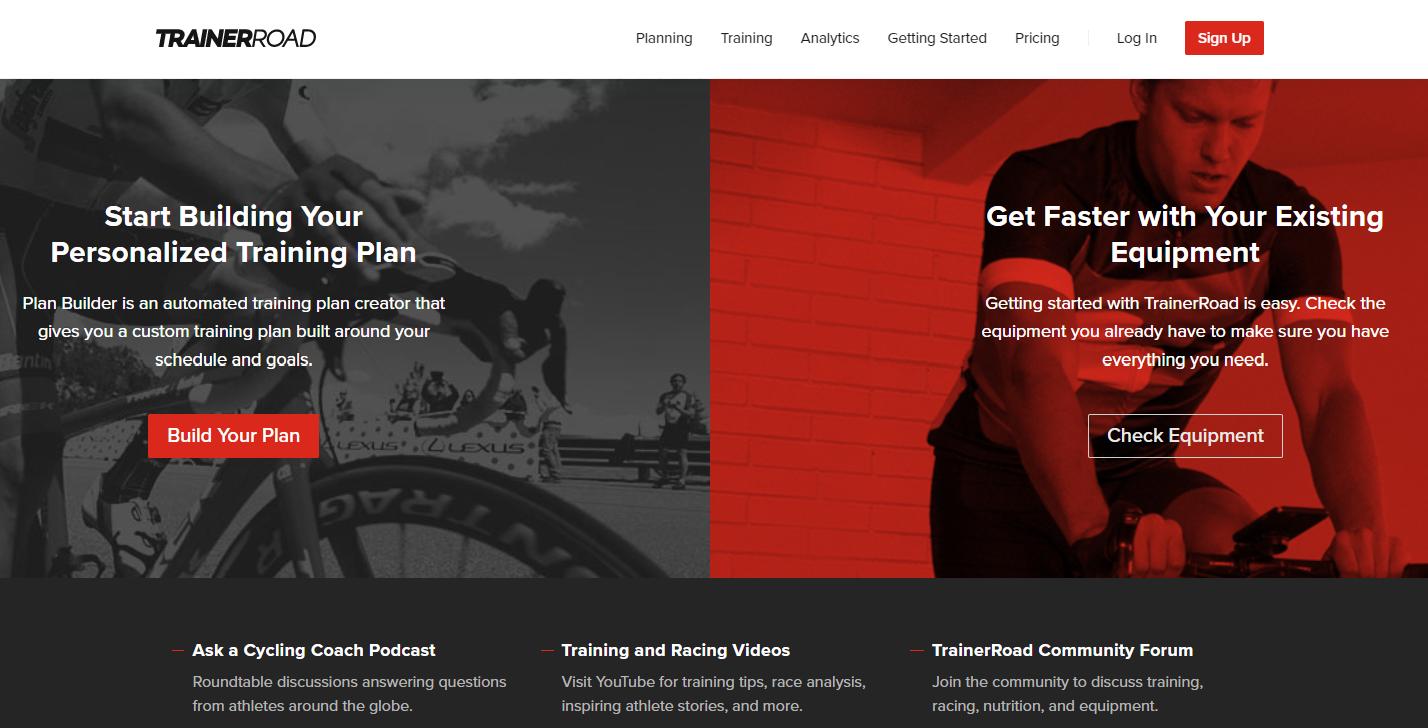 TrainerRoad App