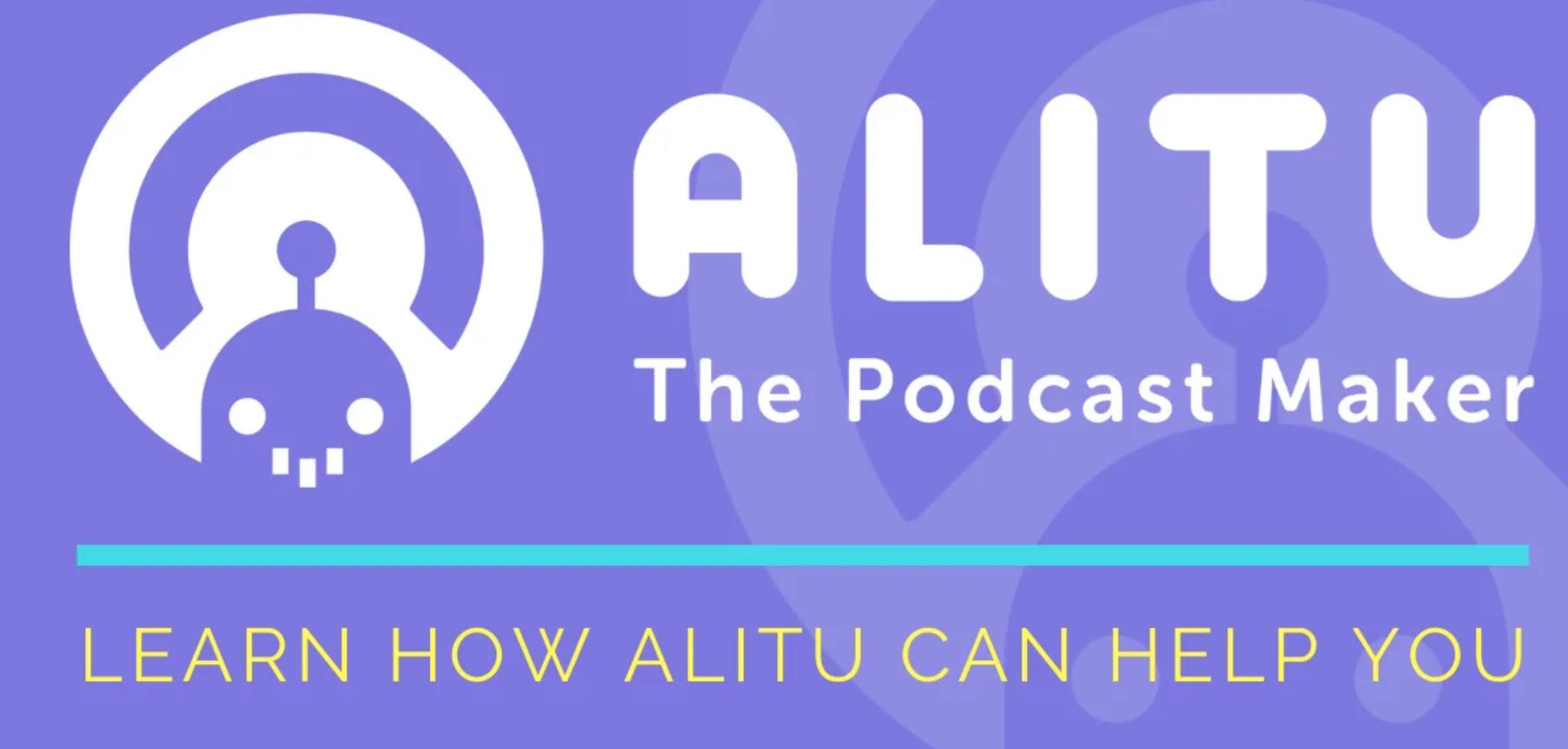 Alitu podcast service