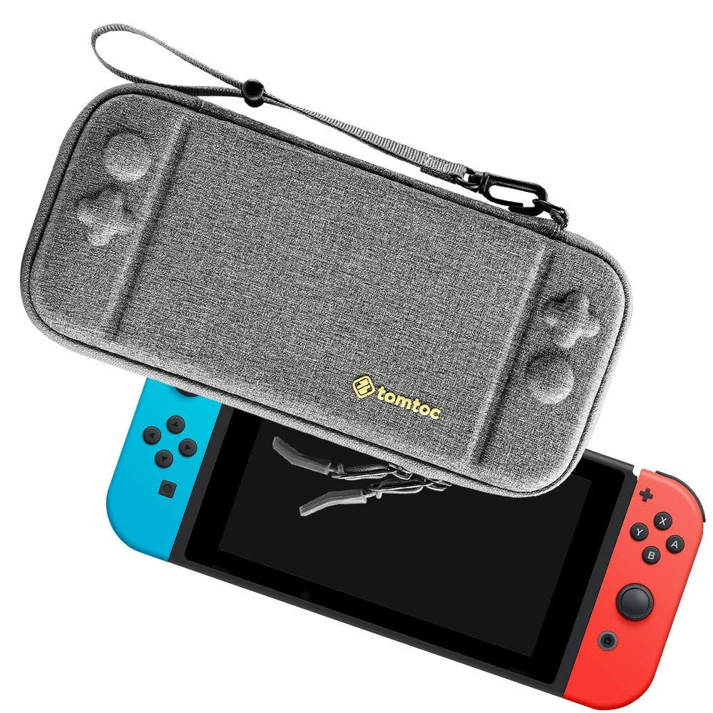 Switch travel case