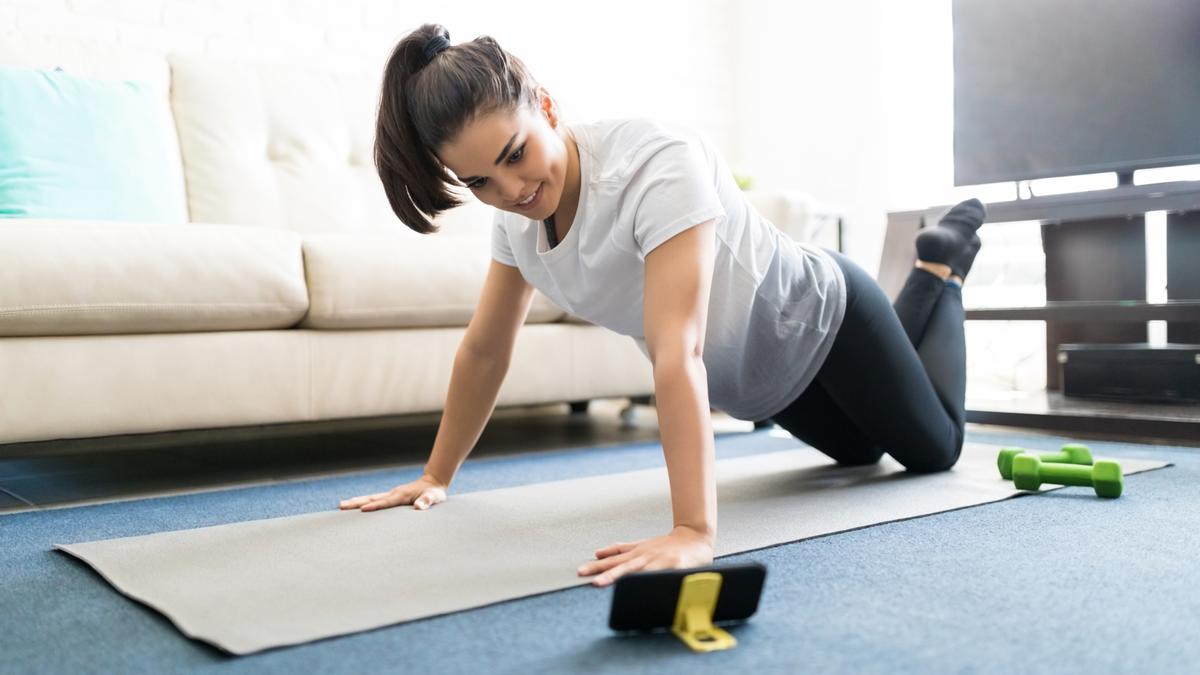 Indoor Workout Apps Hero