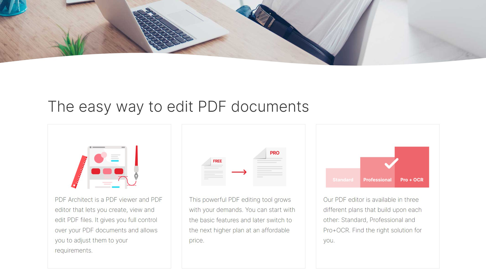 PDF Architect 8 with features