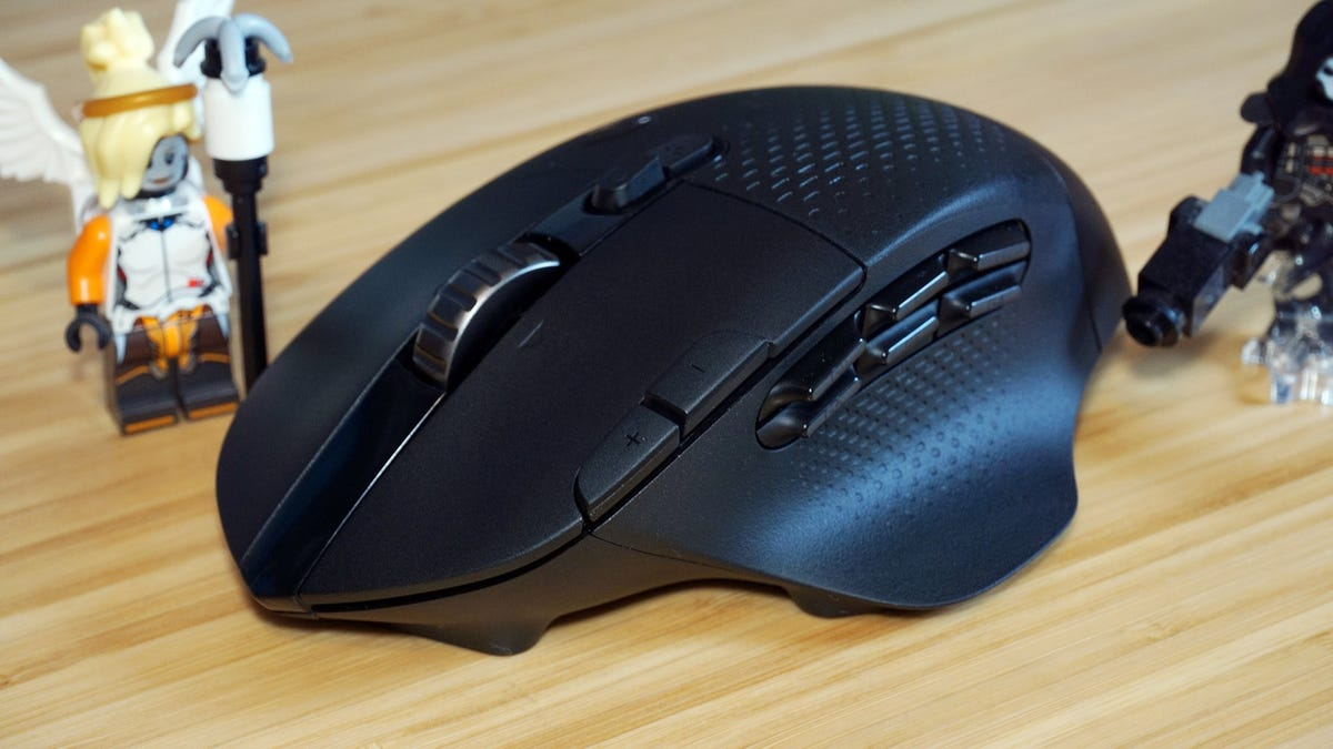 Logitech G604 gaming mouse