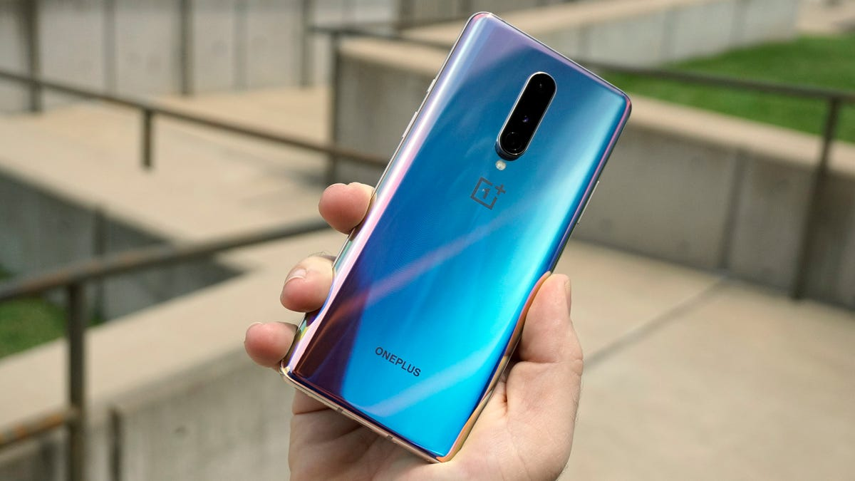 OnePlus 8 Android smartphone