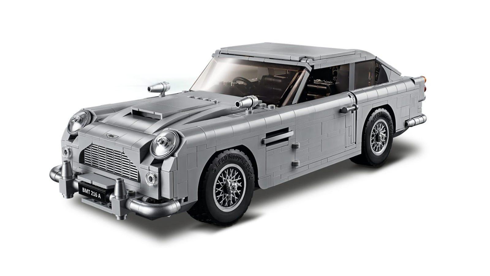 LEGO James Bond Astron Martin
