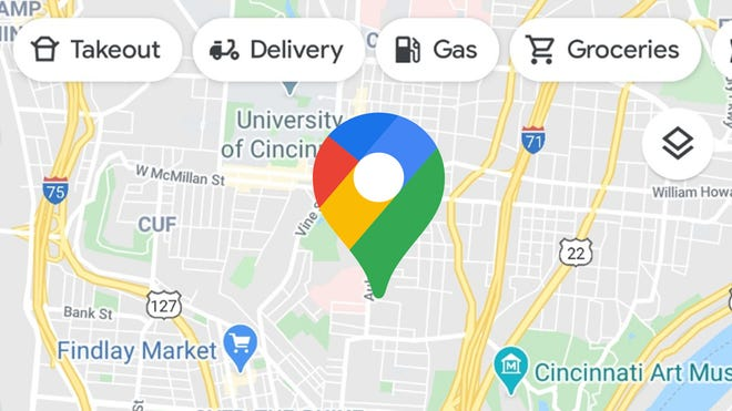Google Maps Update Disables Navigation Unless You Agree to Data Collection