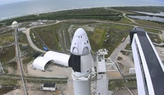 Why SpaceX Had to Scrub Its Wednesday Launch