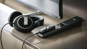 The Sennheiser Flex 5000 Beats Bluetooth for TV Audio on Headphones
