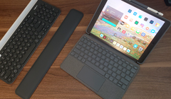 Logitech's Combo Touch Turns Your iPad Into a Surface, for Better or Worse