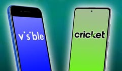 The Best Budget Unlimited Wireless Plans: Cricket vs. Visible