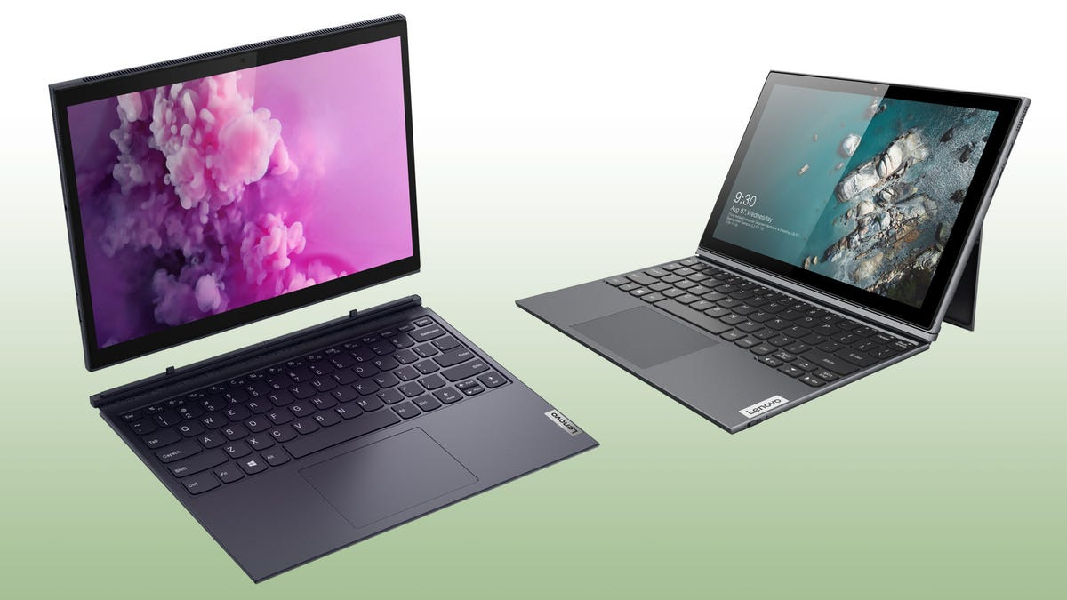 Lenovo IdeaPad Duet 3i and 7i