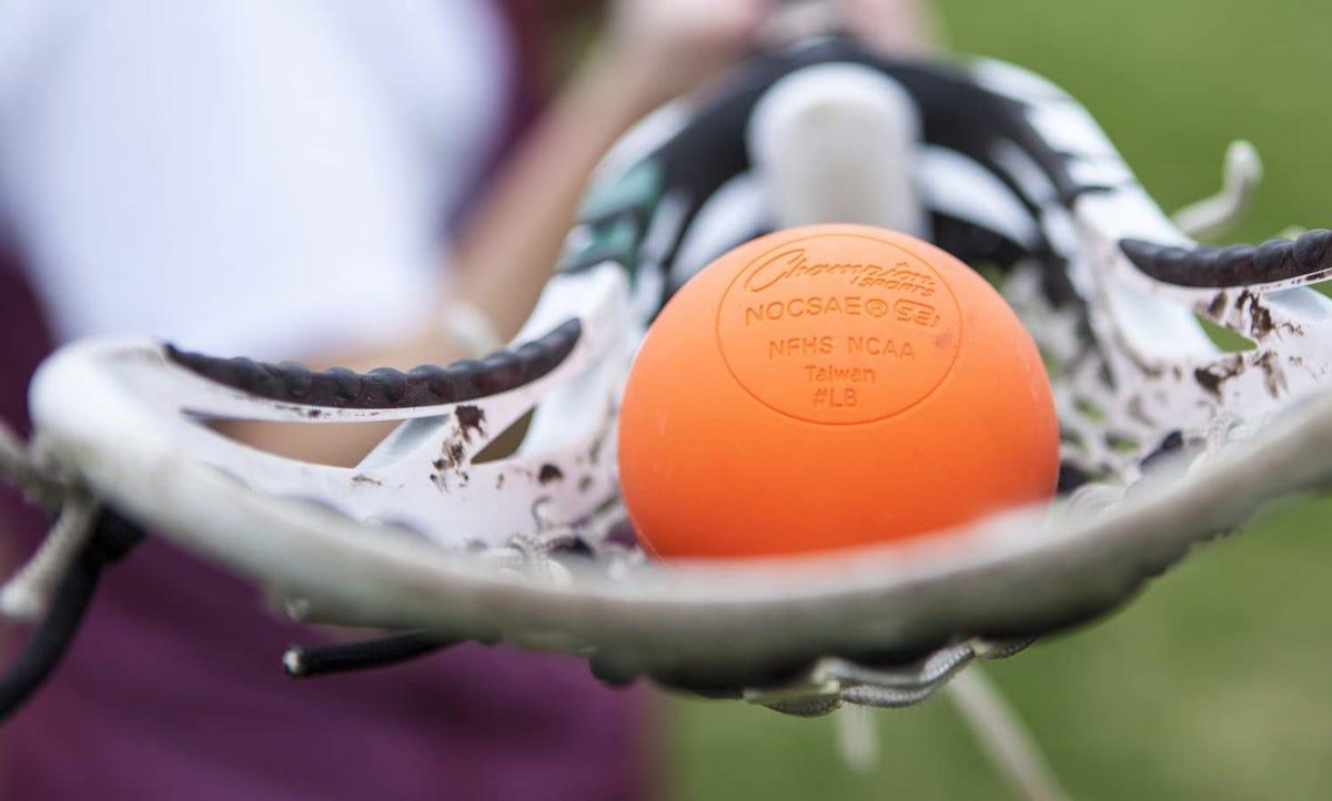lacrosse ball