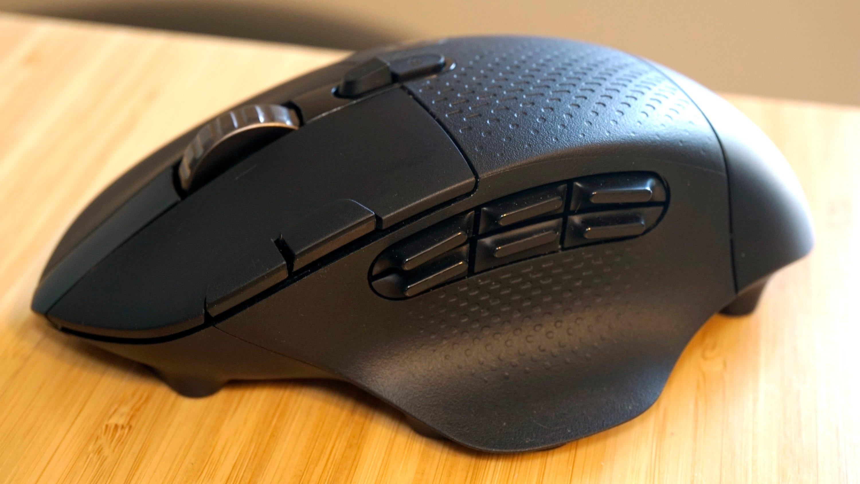 Logitech G604 mouse.
