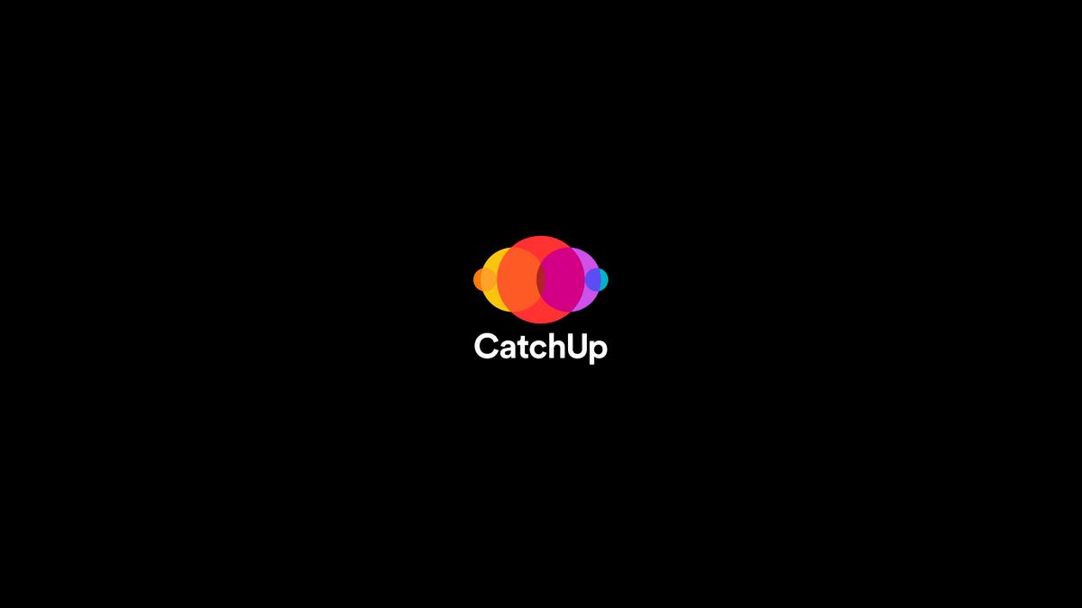 CatchUp Logo