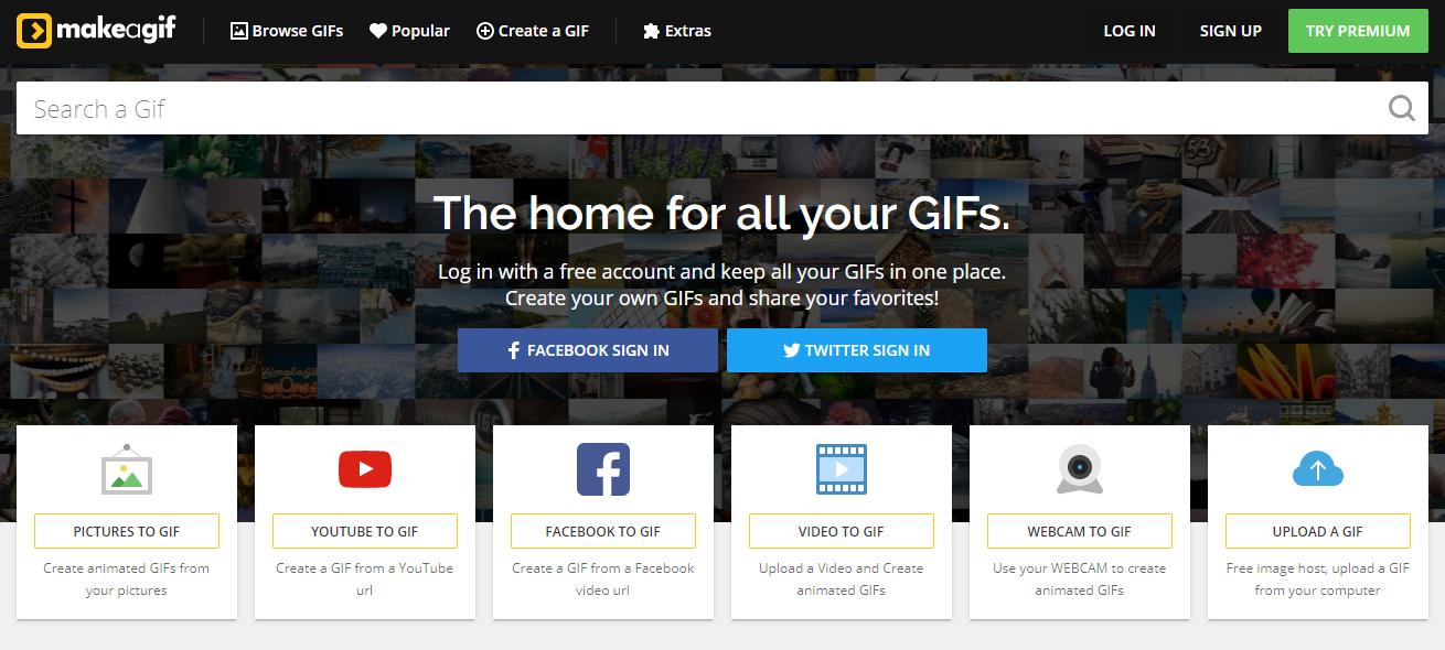 MakeAGIFdotcom web GIF maker