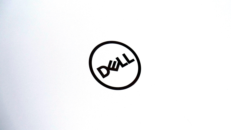 XPS 13 Dell logo