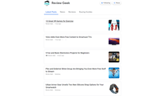 Review Geek is Now on Google News—Here's How to Follow Us