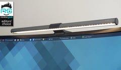 BenQ's ScreenBar Plus Is a Premium Lighting Upgrade for Your Computer Desk