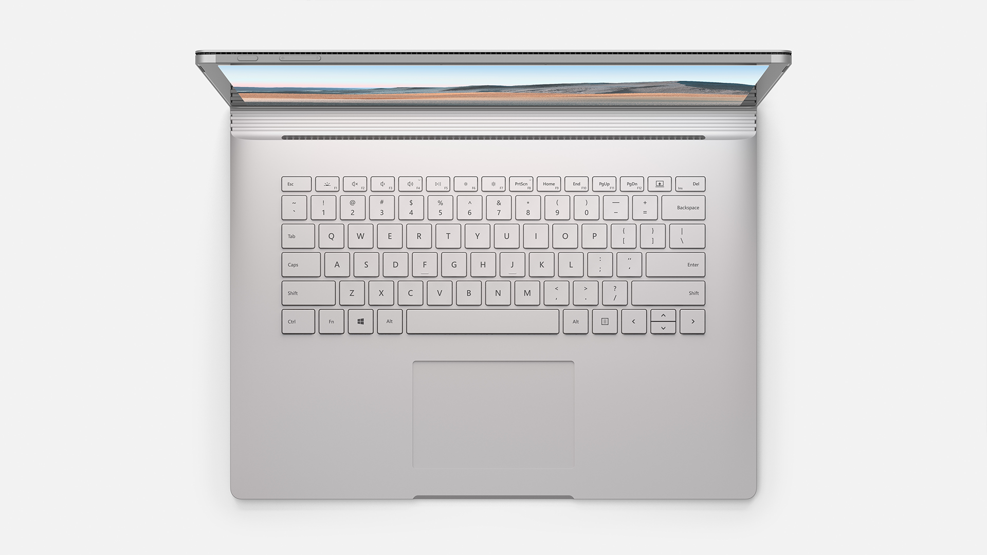 A photo of the Surface Book 3.