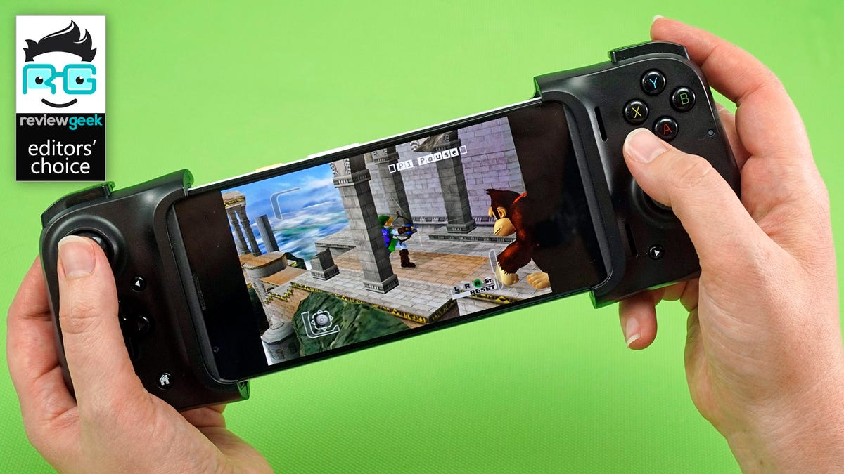 Razer Kishi Android controller