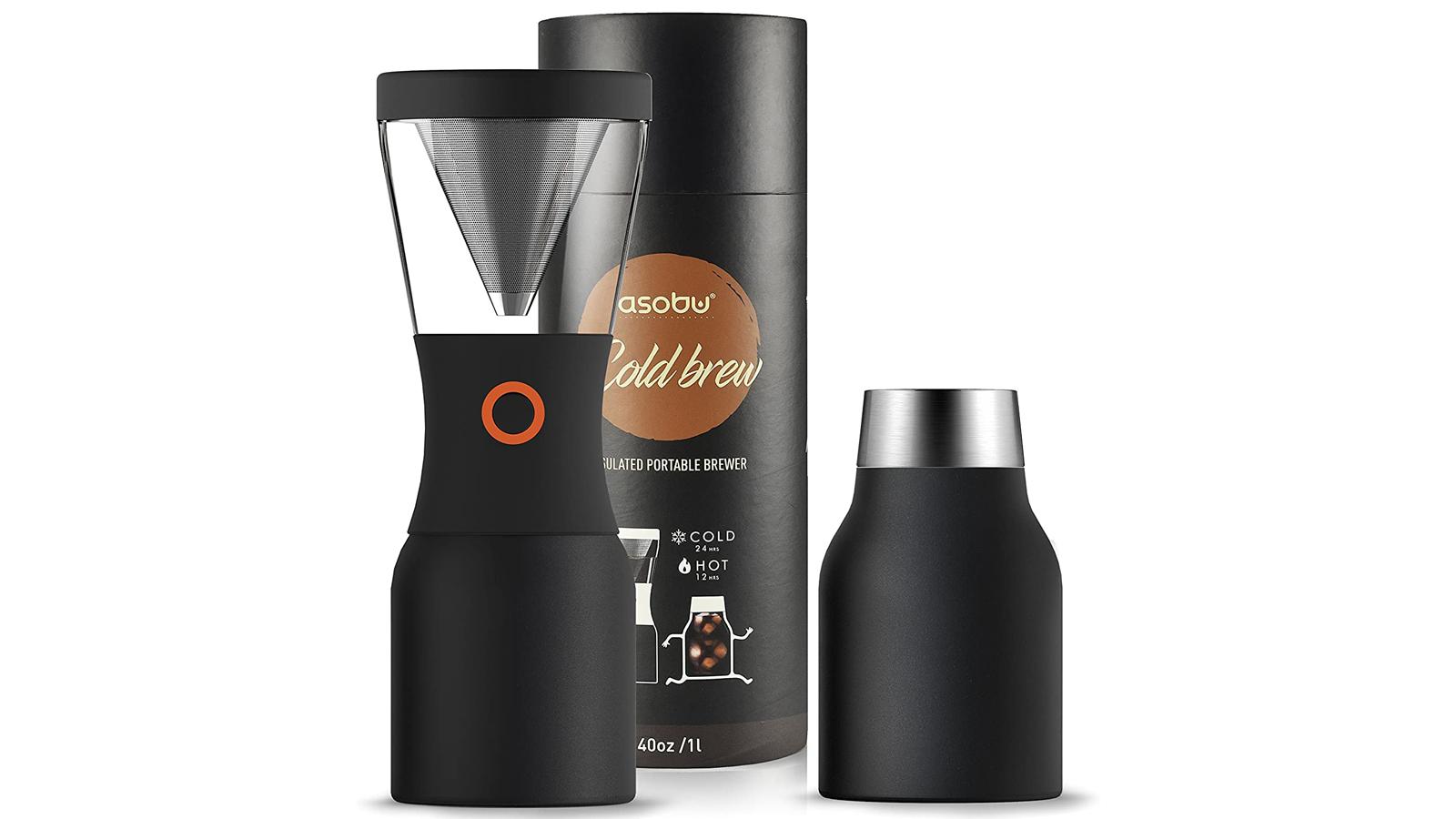 Asobu Coldbrew best portable cold brew coffee maker