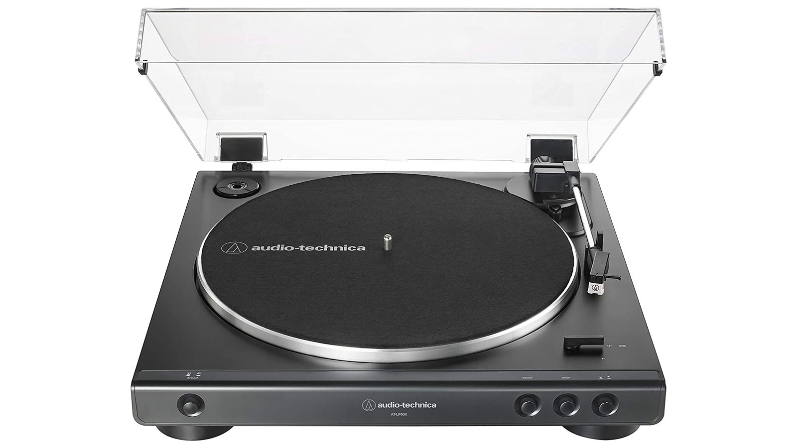 Audio-Technica AT-LP60X automatic turntable belt-driven turntable