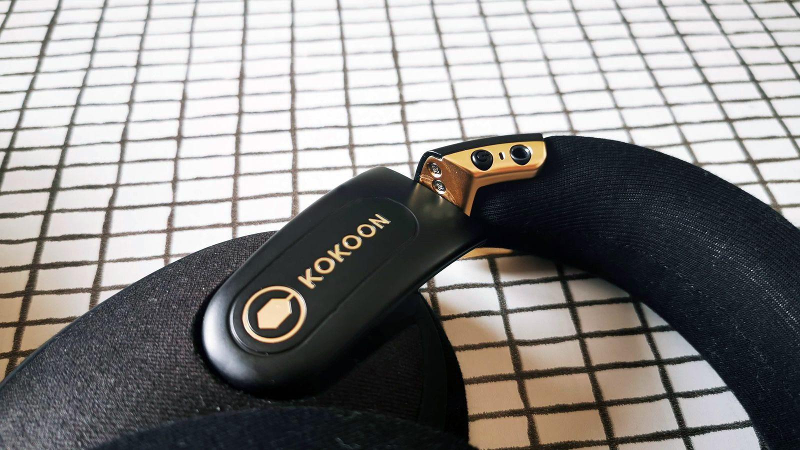 Kokoon left cup controls