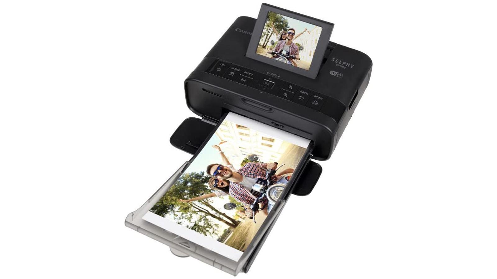 Canon Selphy best heavy-duty portable photo printer