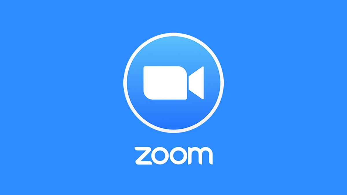 The Zoom logo