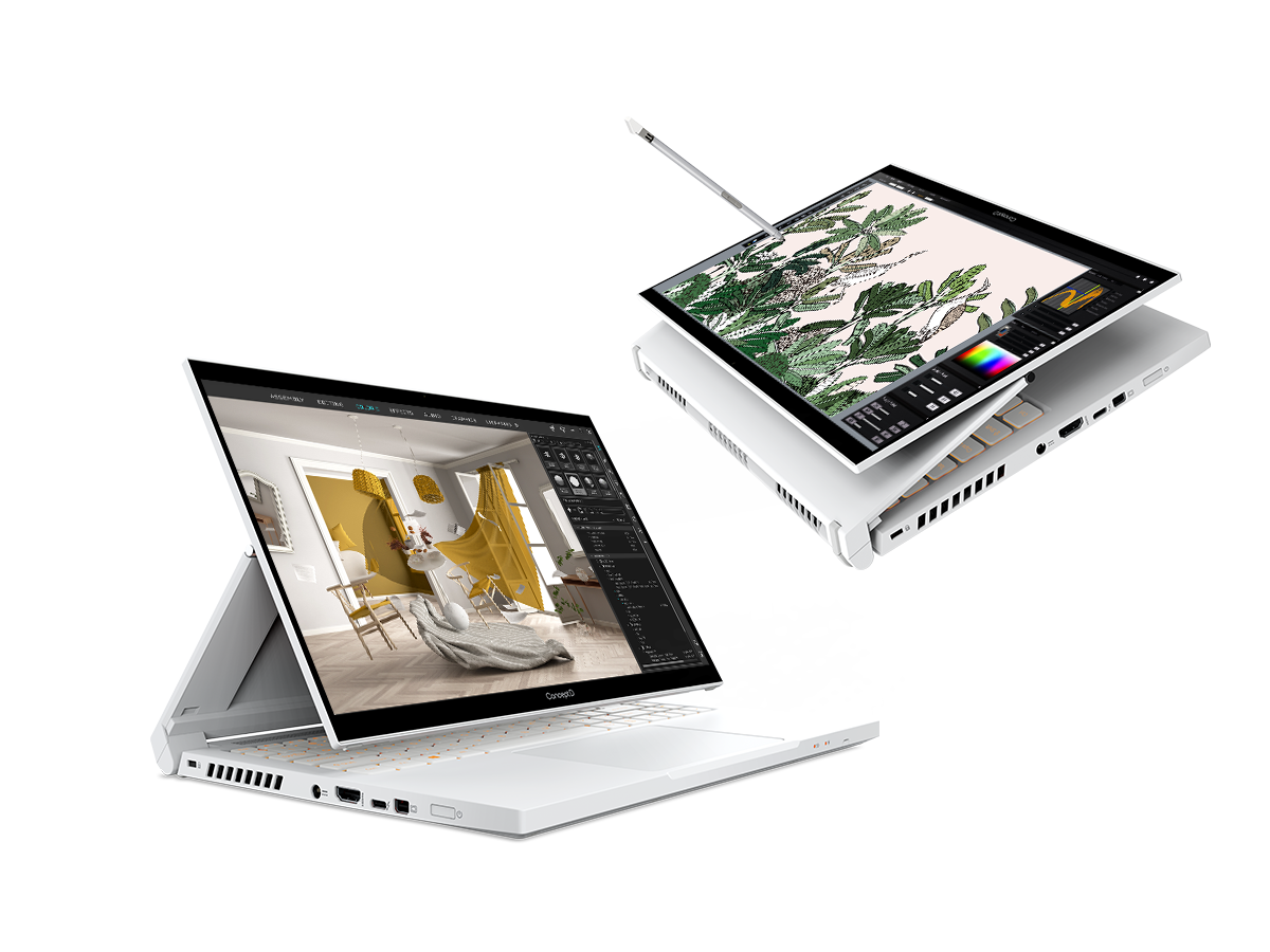 Acer ConceptD 3 Ezel Notebook