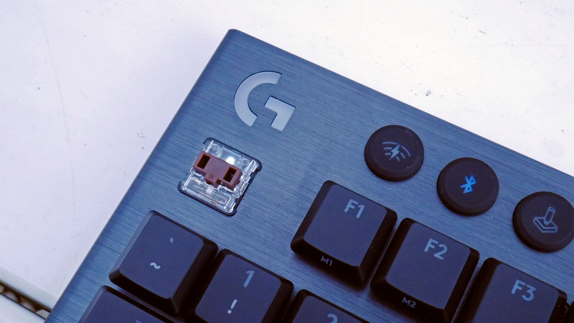 GL Tactile switch on G915