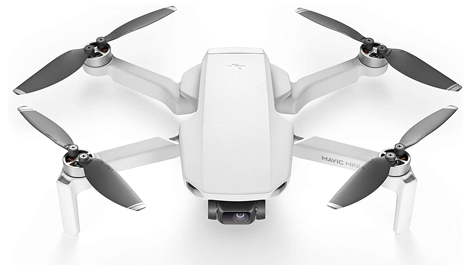 DJI Mavic Mini best camera drone under $500 for Father's Day 2020 with 12 MP photos and 2.7K HD video lightweight collapsible drone