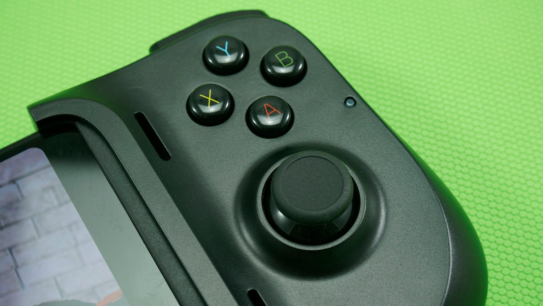Razer Kishi primary buttons.