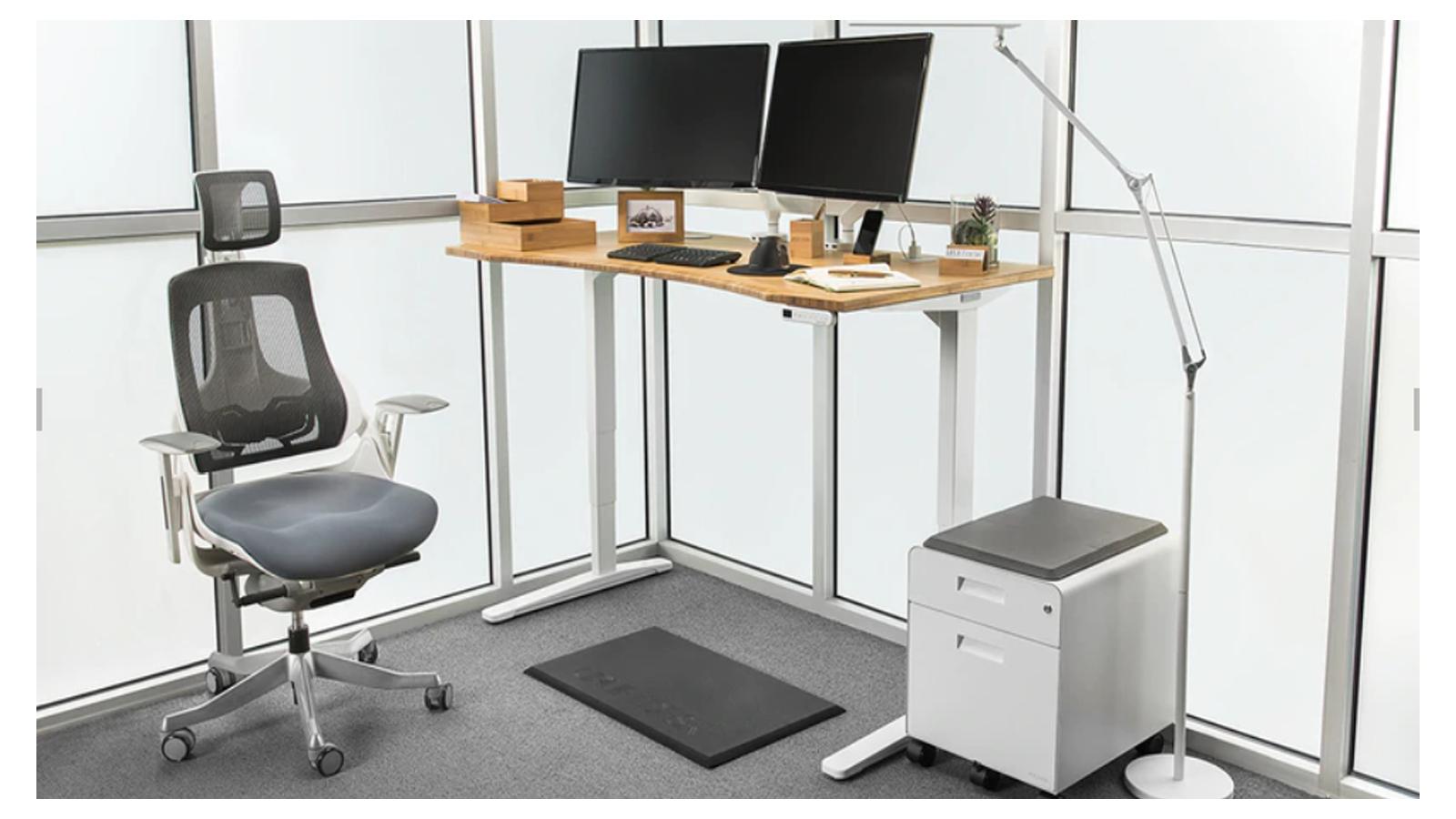 Uplift V2 best standing desk for tall people custom standing desk