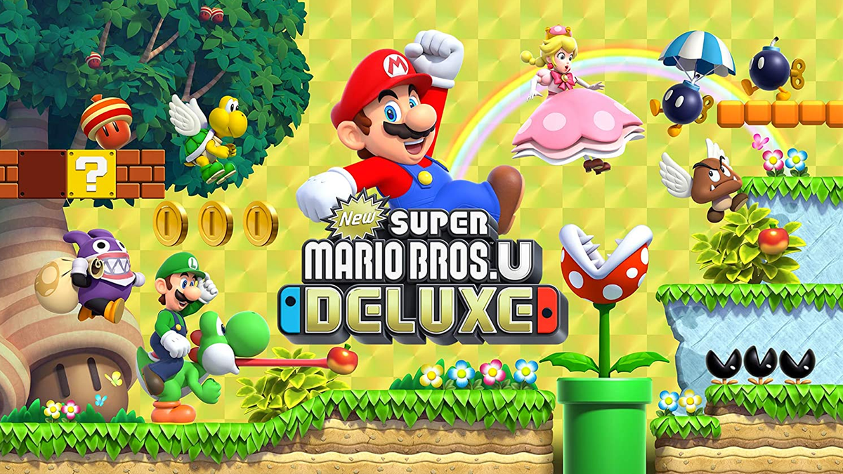 A photo from New Super Mario Bros. U Deluxe