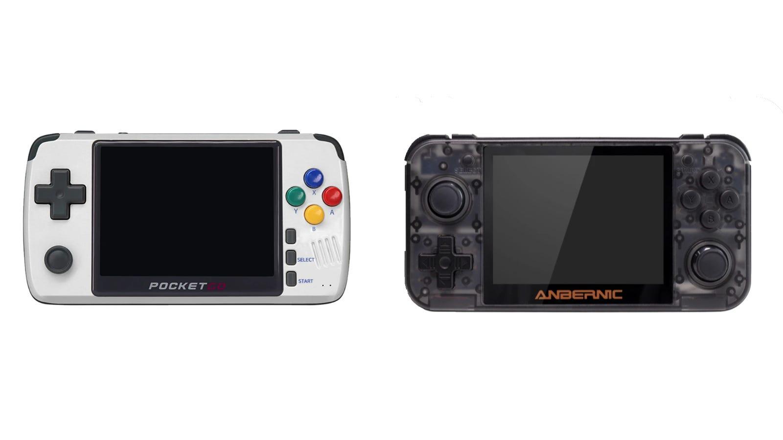 PocketGo V2 and RG350