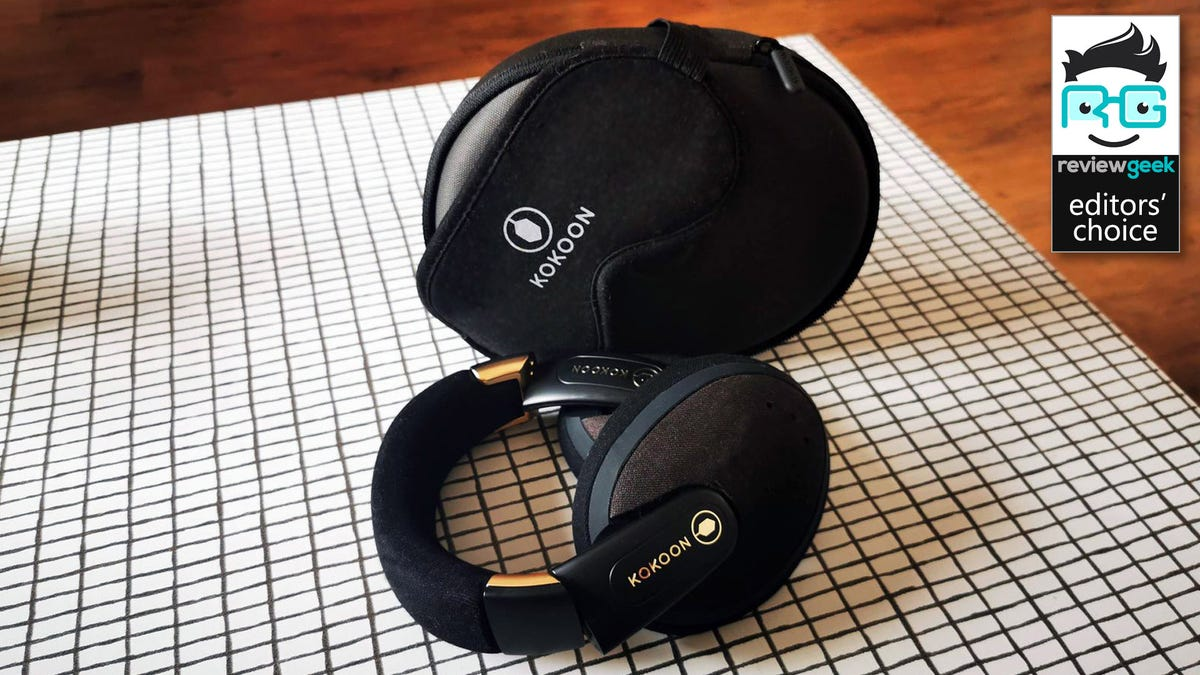 headphones, mask, and closed case